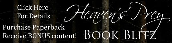 Heaven's Prey book blitz click here